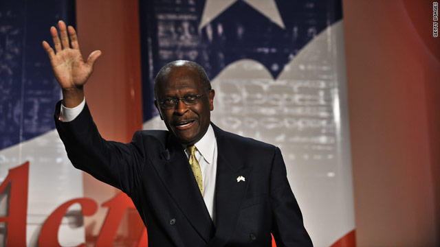 The gospel according to Herman Cain