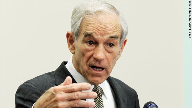 Should Ron Paul launch a third party run if he doesn't win the Republican nomination?