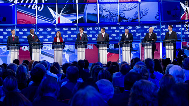 Much to gain and lose in CNN national security debate