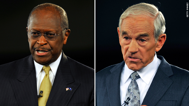 Cain, Paul crossed off for Iowa group's pres. endorsement
