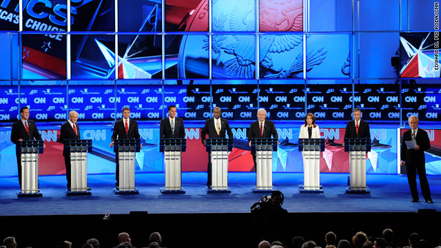 Live Blog: CNN Republican National Security Debate