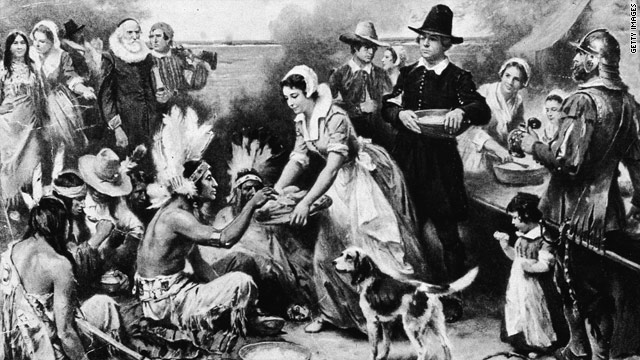 My Take: On Thanksgiving, Puritans gave thanks for sex and booze