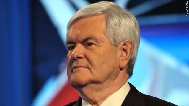 Gingrich carefully navigates Cain exit