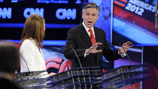 Huntsman's claim of Taliban defeat is not reality