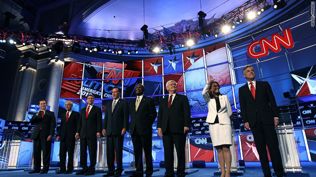 CNN's Truth Squad takes on GOP debate