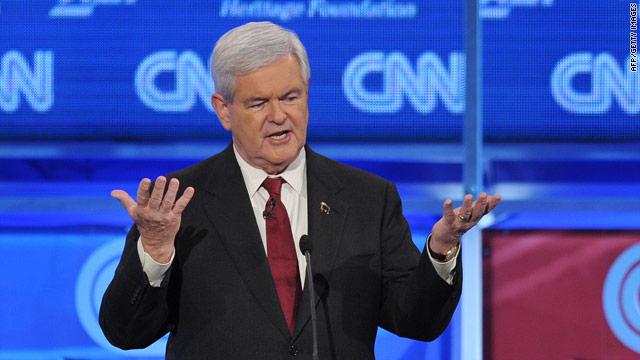 Engage: Newt Gingrich's immigration stance; Discrimination at New Mexico university?