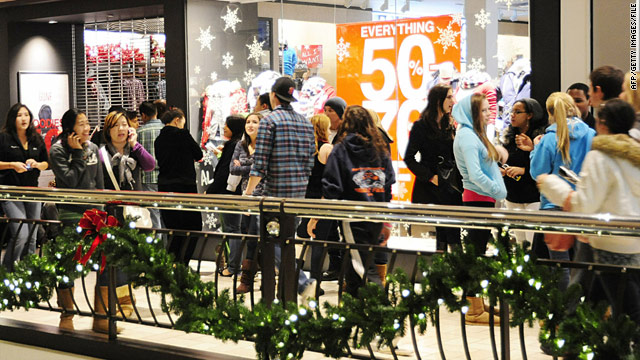 Occupy targets retailers on Black Friday