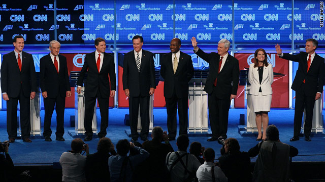 Five things we learned from the CNN debate