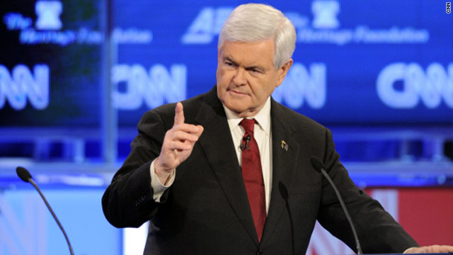 Political gamble for Gingrich on immigration