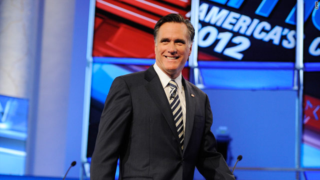 Romney: Licensed to hunt