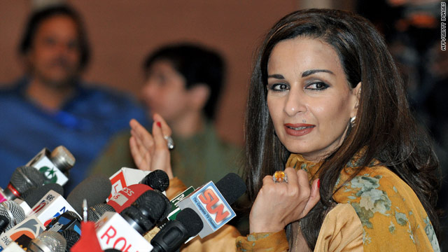 Can Sherry Rehman fix Pakistan-U.S. relations?