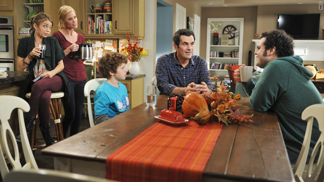 Giving thanks for the cast of 'Modern Family'