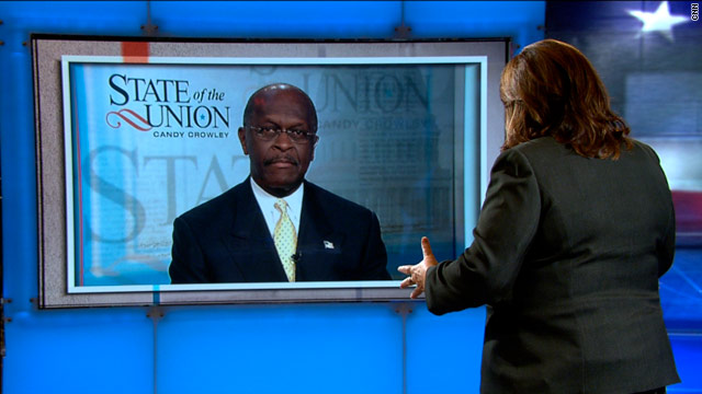 Cain: Confusion has led to drop in support