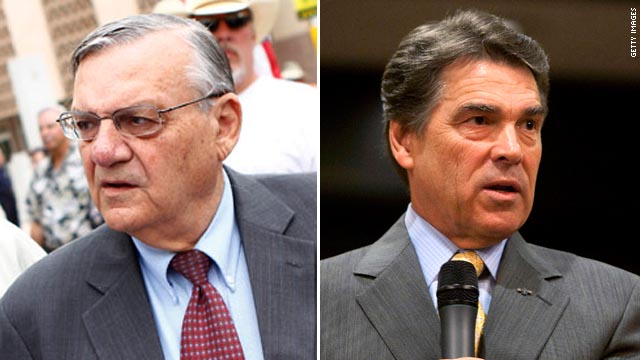 Tough illegal immigration foe set to endorse Perry