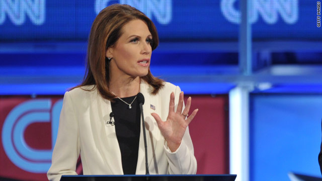 BLITZER'S BLOG: Michele Bachmann was right