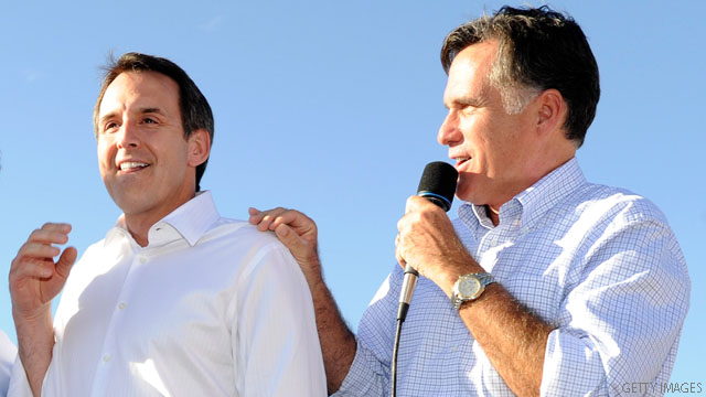 Asked if he'd run with Romney, Pawlenty doesn't say no