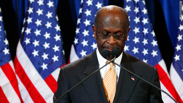 BLITZERS BLOG: If Cain drops out...