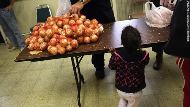 Child poverty burdening more U.S. counties