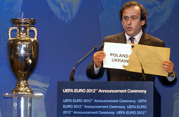 Euro 2012 is a huge moment in the footballing histories of both Poland and Ukraine.