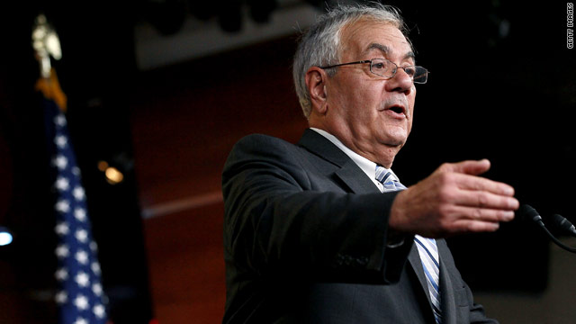 Barney Frank headed to Senate?