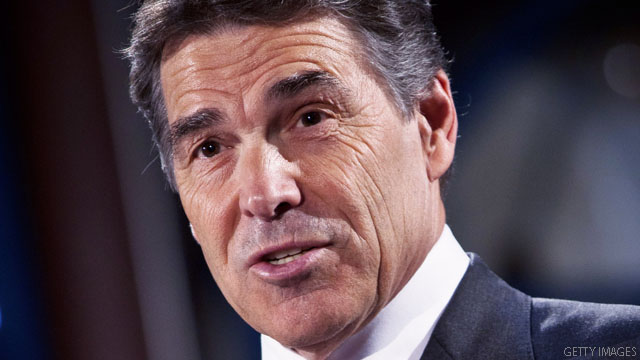 Perry flubs U.S. voting age