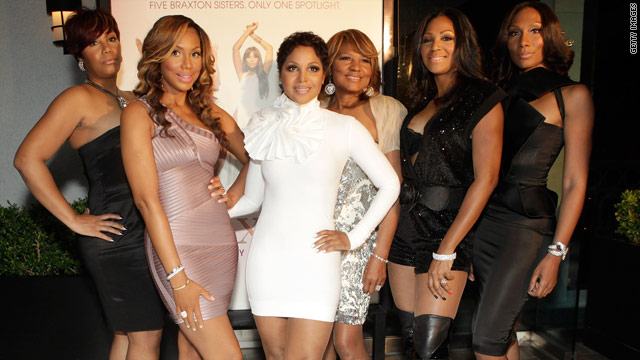 Braxtons: We're more Jackson than Kardashian