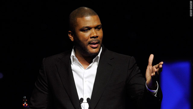 Engage: Tyler Perry to Penn State accuser: 'What you have done is so courageous'