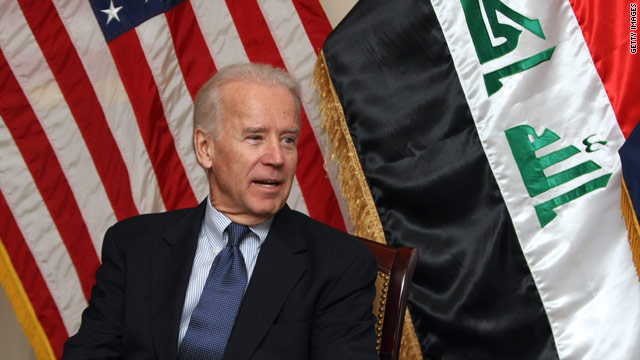 Biden says U.S. 'stands ready' to help Iraq
