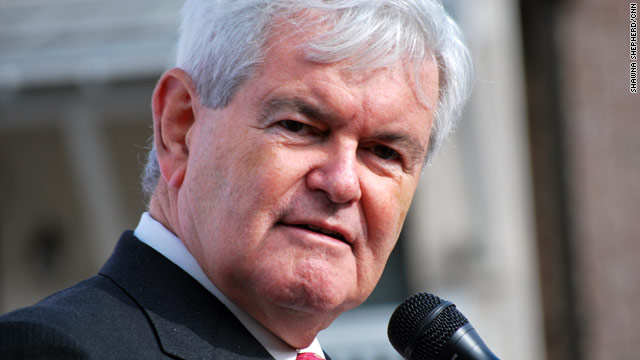 Gingrich confident in campaign's staying power