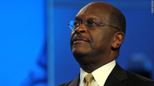 Poll: Cain&#039;s Iowa drop off