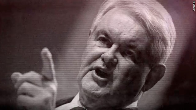 Ron Paul takes on Gingrich in new web ad