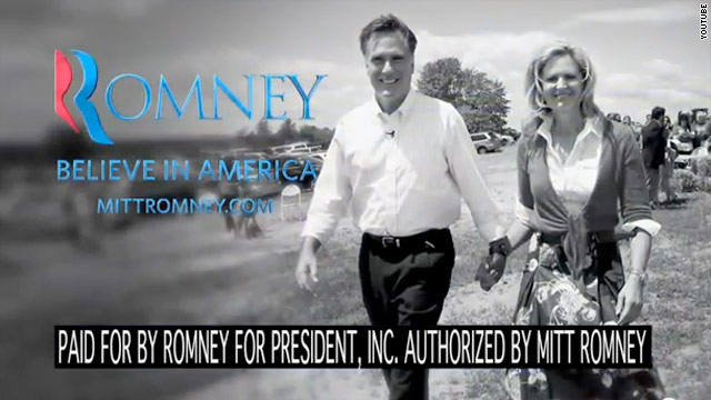 Romney releases second ad in N.H.