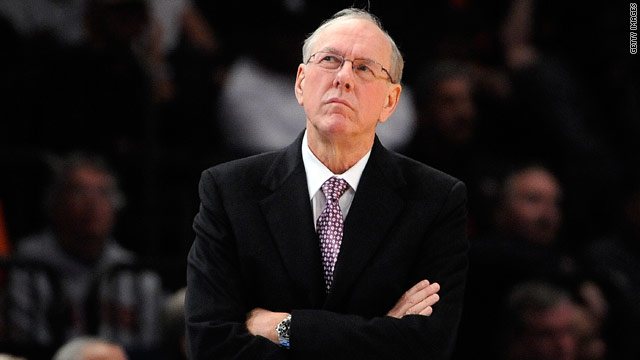 My Take: A little more agnosticism from Boeheim, please