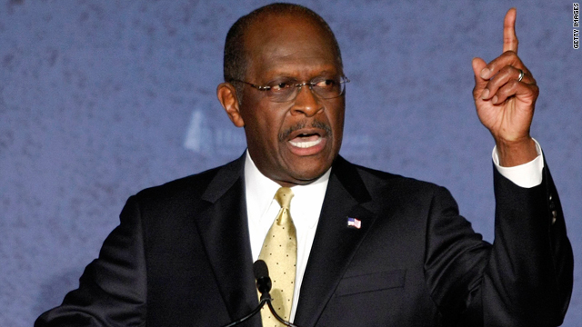 Has the time come for Herman Cain to just go away?