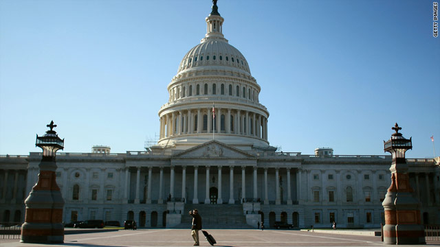 Gang of eight to meet again next week on avoiding fiscal cliff