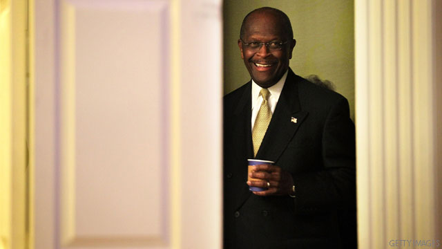 Cain: No decision before conversation with wife