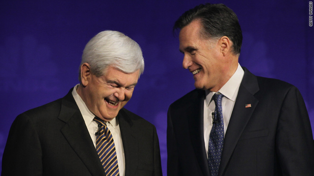 Which GOP candidate – Romney or Gingrich – is more likely to beat Pres. Obama?