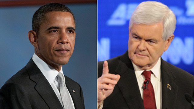 BLITZER'S BLOG: Gingrich vs. Obama in 2012?