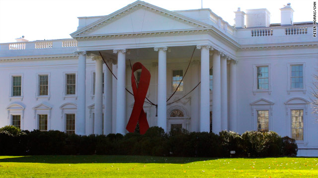 White House marks World Aids Day