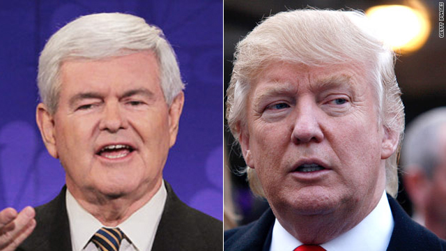 Gingrich latest candidate to visit Trump
