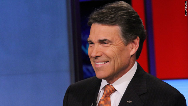 On Lenos show, Perry laughs off recent gaffes
