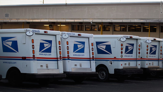 USPS wants to limit next-day guarantee