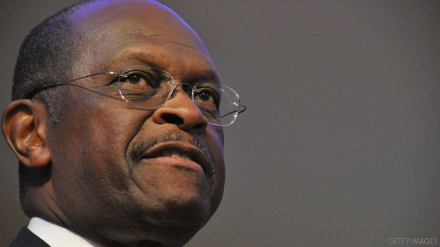 Cain to make campaign announcement Saturday