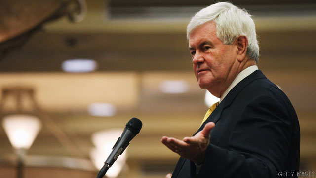 Gingrich disdain is personal for Romney adviser