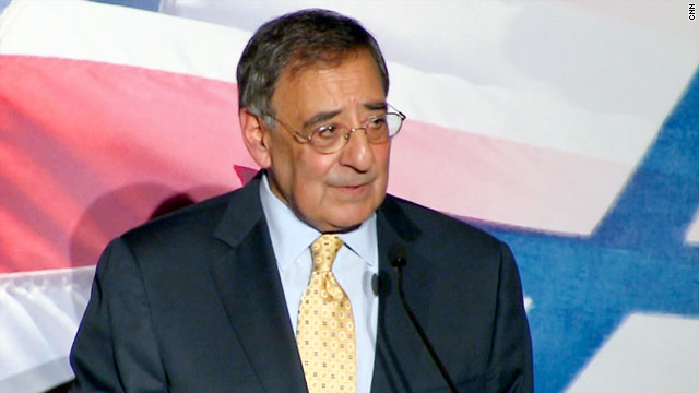 Panetta urges Israel to get back to the peace table