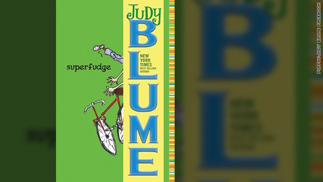Judy Blume's 'Fudge' series available as e-books