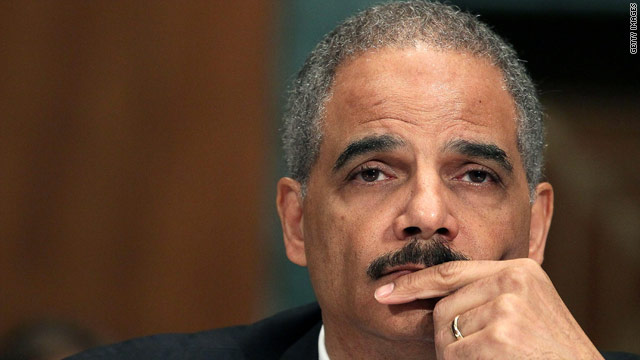 House committee mulls Holder contempt resolution