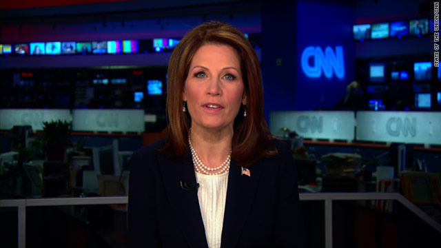 Bachmann: Tea Party will come home to my campaign