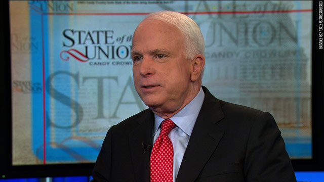 Sen. McCain: Arizona could be &#039;up for grabs&#039;
