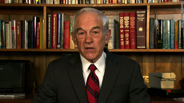 Ron Paul: I'm the 'flavor of the decade'